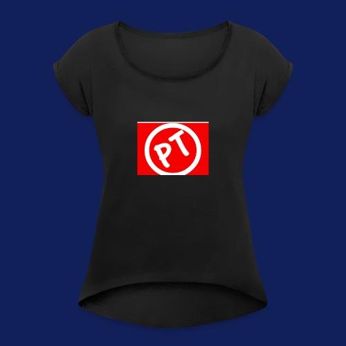 Enblem - Women's Roll Cuff T-Shirt
