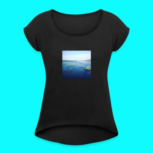 Island - Women's Roll Cuff T-Shirt