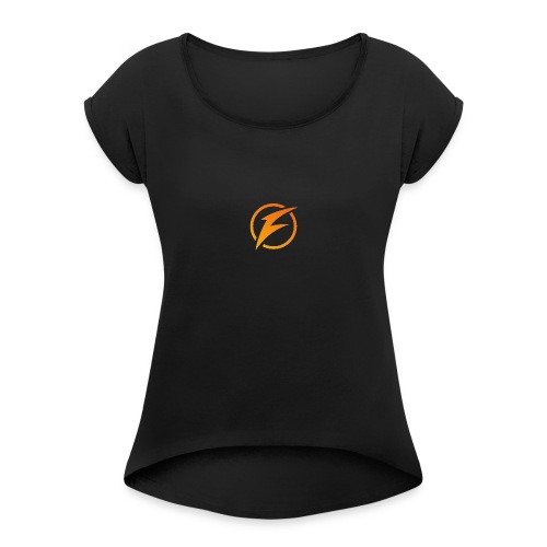 FifaGamer Merch - Women's Roll Cuff T-Shirt