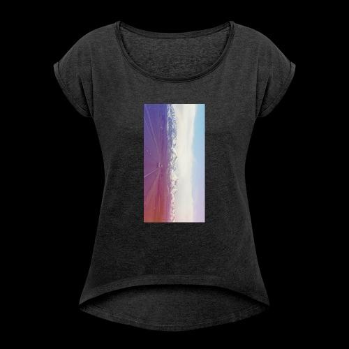 Next STEP - Women's Roll Cuff T-Shirt