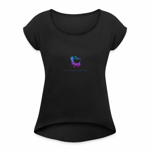 Noahs Ark - Women's Roll Cuff T-Shirt