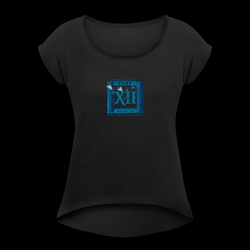 SNBF XII - Women's Roll Cuff T-Shirt