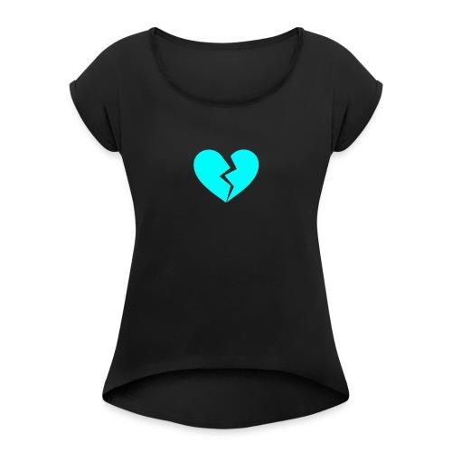 CLD HRT - Women's Roll Cuff T-Shirt