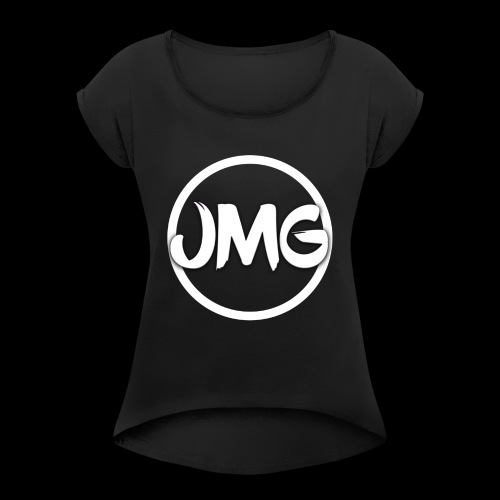 Womens JMG Hoodie - Women's Roll Cuff T-Shirt