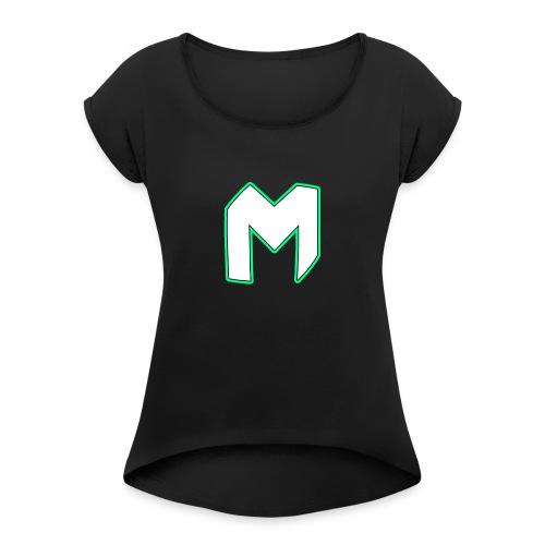 Player T-Shirt   Lean - Women's Roll Cuff T-Shirt