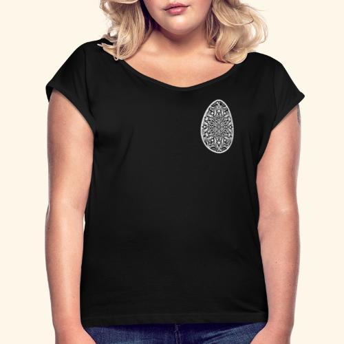 The Hatchery - Women's Roll Cuff T-Shirt