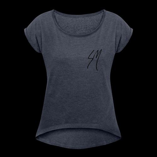 Syn Morals Elite - Women's Roll Cuff T-Shirt