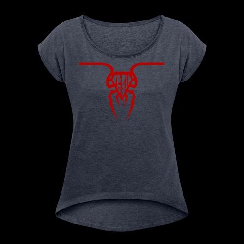 HJ 2017 - Women's Roll Cuff T-Shirt