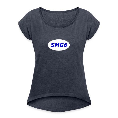 SMG6 - Women's Roll Cuff T-Shirt