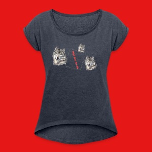 IMG 1724 - Women's Roll Cuff T-Shirt