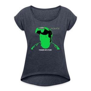 SGD - Former 80s Punk - Women's Roll Cuff T-Shirt
