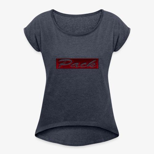packss - Women's Roll Cuff T-Shirt