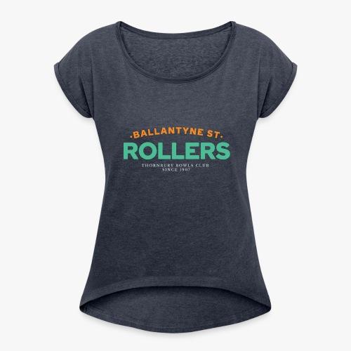 ballantyne - Women's Roll Cuff T-Shirt