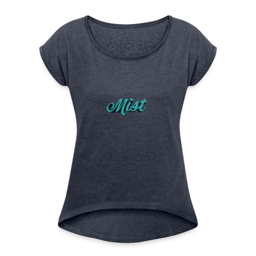 SPECIAL BLACK LIMITED EDITION - Women's Roll Cuff T-Shirt