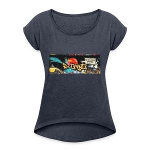 R Gang - Women's Roll Cuff T-Shirt