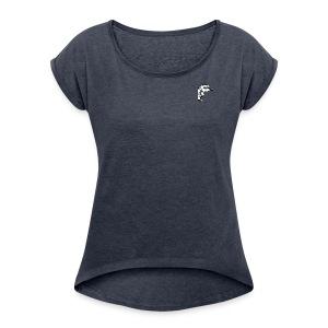 FOG women - Women's Roll Cuff T-Shirt