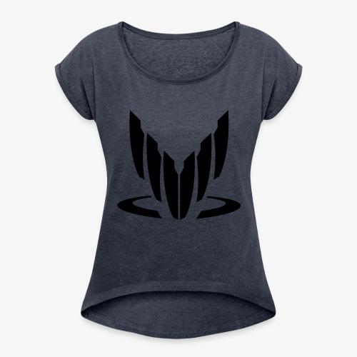 SPECTRE - Women's Roll Cuff T-Shirt