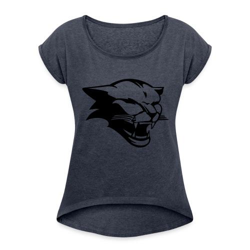 Cougar - Women's Roll Cuff T-Shirt