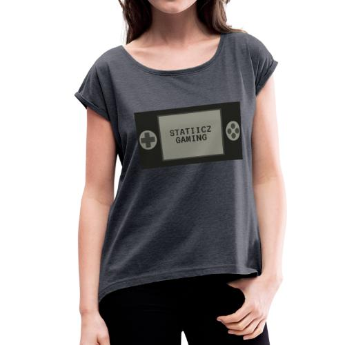 sTaTiicz - Women's Roll Cuff T-Shirt