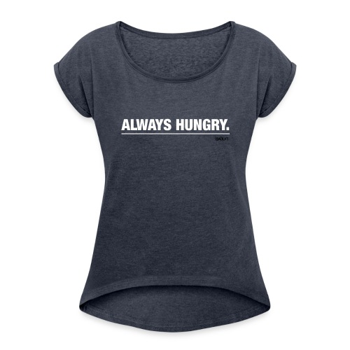 The Drive - Women's Roll Cuff T-Shirt
