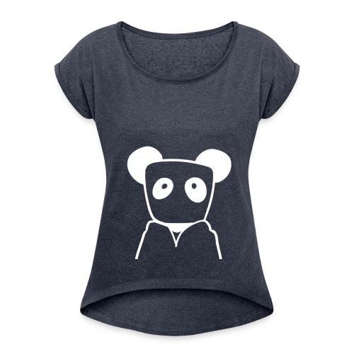 ZephPlayz Shirt - Women's Roll Cuff T-Shirt