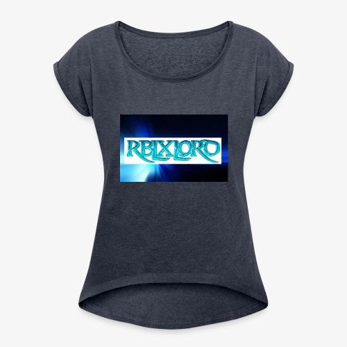 RBLXLord - Women's Roll Cuff T-Shirt