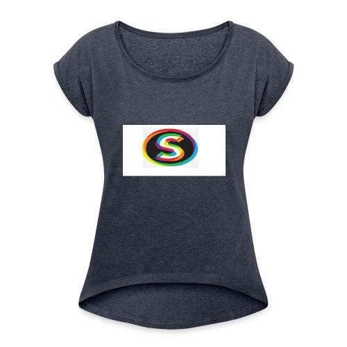 IT'S SHACK - Women's Roll Cuff T-Shirt