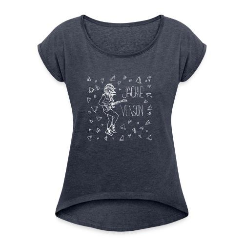 JV 80's - Women's Roll Cuff T-Shirt