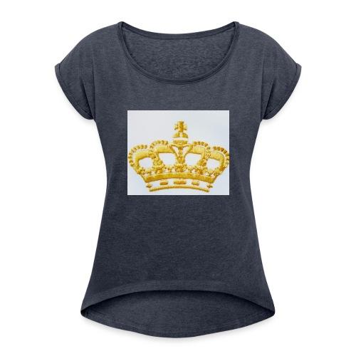 Queens - Women's Roll Cuff T-Shirt