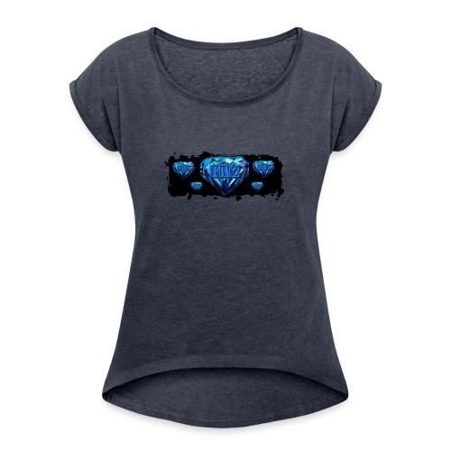 FaZeNaNoFTw Merchandise - Women's Roll Cuff T-Shirt