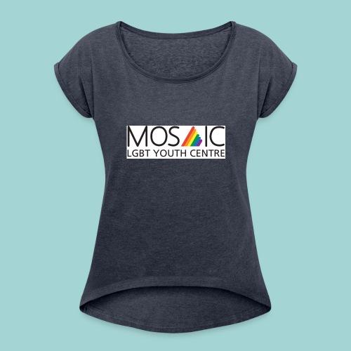 10377376_390286641145558_4022020874393600732_n - Women's Roll Cuff T-Shirt