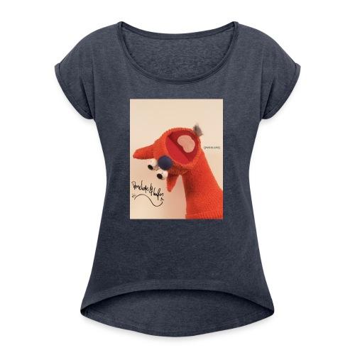 penny - Women's Roll Cuff T-Shirt