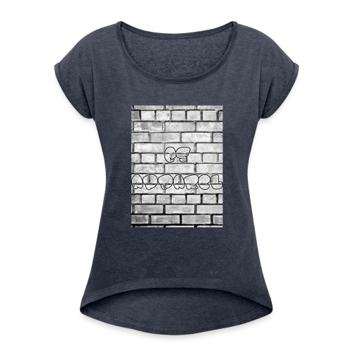 C/S Apparel - Women's Roll Cuff T-Shirt