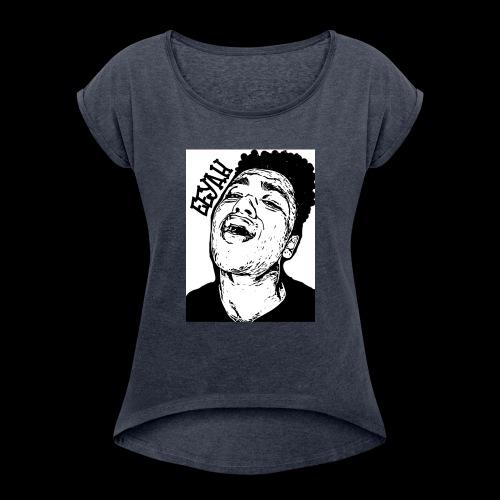 Eeyah - Women's Roll Cuff T-Shirt
