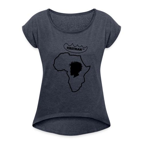 13639992 - Women's Roll Cuff T-Shirt
