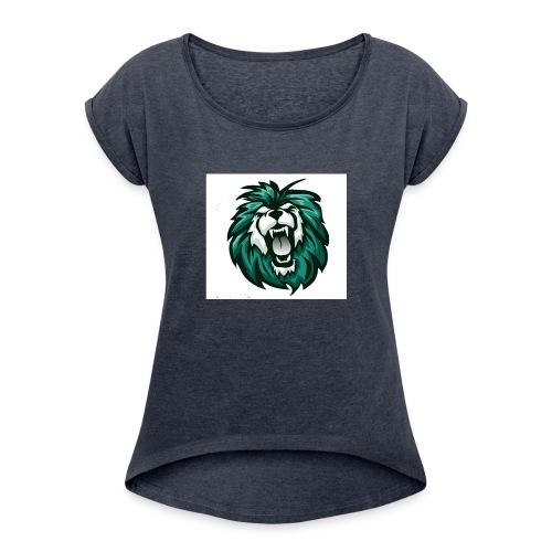 New Shirt For Merchandise - Women's Roll Cuff T-Shirt