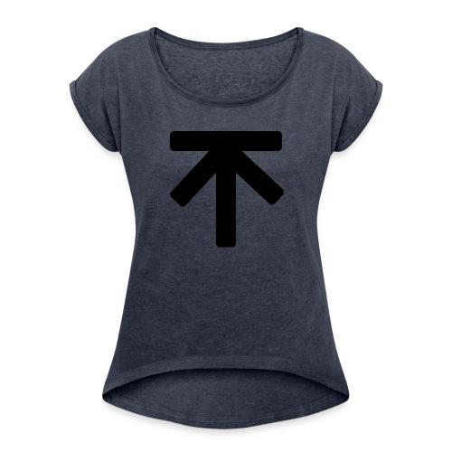KrakN - Women's Roll Cuff T-Shirt