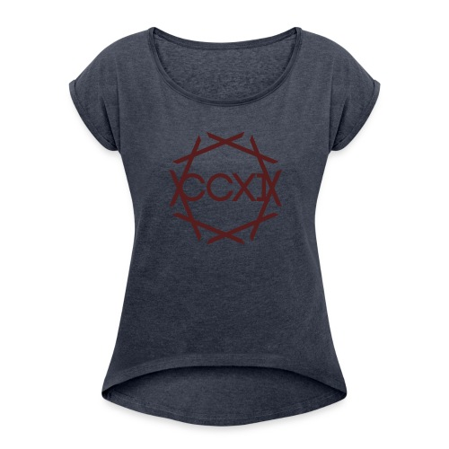 ccxi - Women's Roll Cuff T-Shirt