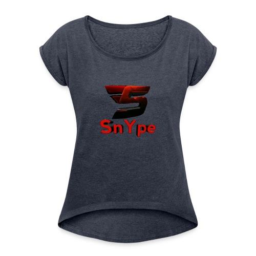 SnYpe Clan - Women's Roll Cuff T-Shirt
