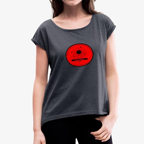 IPVCE Lenin - Women's Roll Cuff T-Shirt