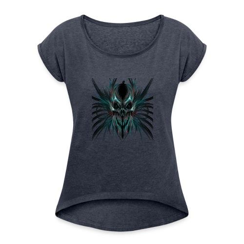 Boogyman - Women's Roll Cuff T-Shirt