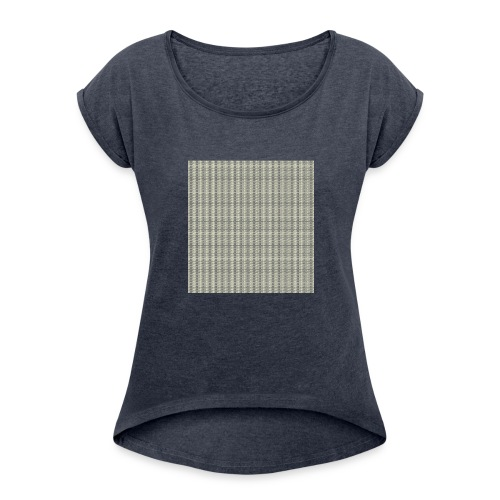 OneMillion - Women's Roll Cuff T-Shirt