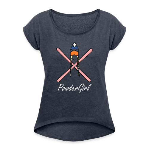 powdergirl121 - Women's Roll Cuff T-Shirt