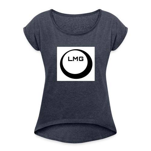 IMG_0819 - Women's Roll Cuff T-Shirt