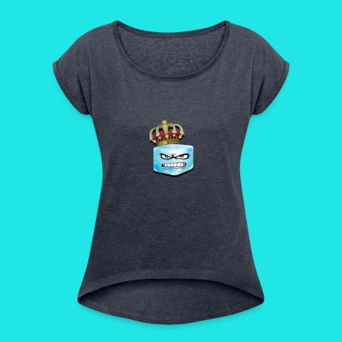 TheIceKing - Women's Roll Cuff T-Shirt