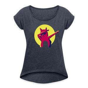 mujer - Women's Roll Cuff T-Shirt
