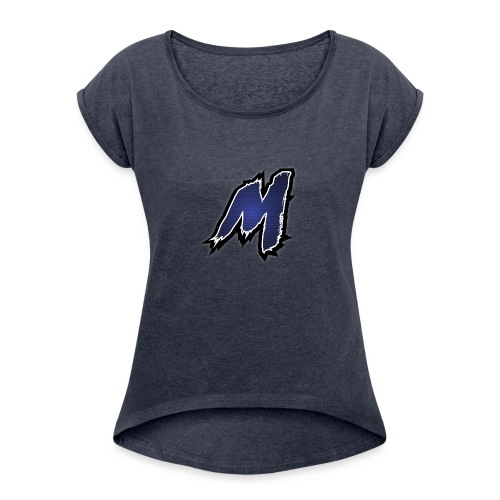 The M Product - Women's Roll Cuff T-Shirt