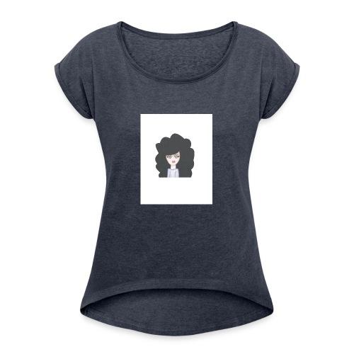 Naturally Unique - Women's Roll Cuff T-Shirt