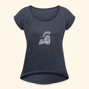 Refreshing - Women's Roll Cuff T-Shirt