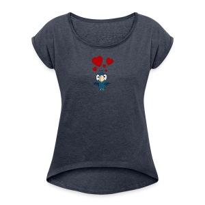 birdie - Women's Roll Cuff T-Shirt